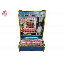 China Bergmann Electronic Coin Operated Roulette Machine Highest Payout With Bill wholesale