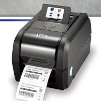 usb serial parallel full interface type 600dpi lpx 6404 thermal transfer label barcode printer