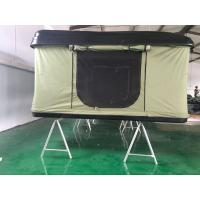 China Anti Water Hard Shell Roof Top Tent Hydraulic Pressure Design With Large Window wholesale