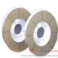China Double-Disc Surface Grinding Wheel wholesale