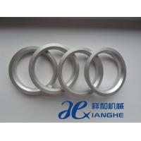 China AL6061 T6 Billet Aluminum Hub Centric Ring Vehicle Side 64.1mm To Rims Side 74.1mm on sale