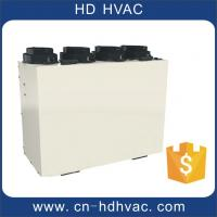 China US Style New Coming Wall Mounted Heat Recovery Ventilator HRV 120CMH with Aluminum Core on sale