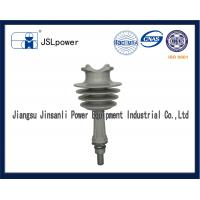 China Easy Handing Cap And Pin Insulator , 15kV HDPE Recyclable Pin Post Insulator on sale