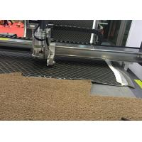 China Schneider Motor Digital Mat Cutting Equipment For Car Seat Cover Upholstery on sale