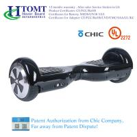 China Rechargeable Self Balancing Electric Unicycle Scooter Mini Segway Hoverboard with Chic License wholesale