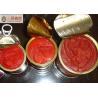 China Pasta de tomate conservada deliciosa wholesale