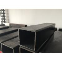 China S355JR Steel Hollow Galvanized Square Tubing for Cutting / Bending / Drilling hole on sale