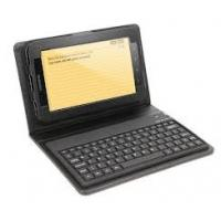 Galaxy Tab Bluetooth Keyboard with leather stand case Tablet PC for Lenovo ideapad k1