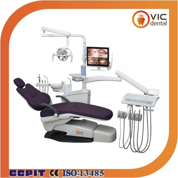 Quality VIC-V3 Luxury integral dental chair with memory for sale