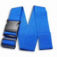 China Luggage Strap/Belt, Available in Various Types and Colors, OEM Order are Welcome wholesale