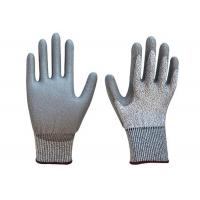 China Anti Tearing Protective Work Gloves Soak Glue Material Any Size Available on sale