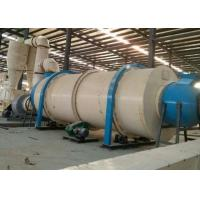 Quality CE And Iso Industrial Rotary Dryer Machine With Easy Operation System for sale