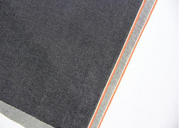 Quality Slim Cotton Lycra Jeans Fabric, Stretchable Denim Twill FabricBy The Yard for sale