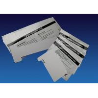 China White Zebra Zxp Series 1 Cleaning Kit 105999 101 , Long Zebra Cleaning Card wholesale
