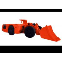 Buy cheap Diesel Engine LHD Load Haul Dump For Articulated Underground Tunnel Mining from wholesalers