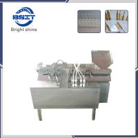 1ml-2ml Pesticide ampoule bottle glass syringe fill and seal machine with button control (AFS-4)