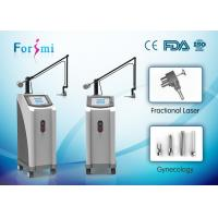 China 10600nm Co2 fractional laser machine scars removal & acne treatment wholesale