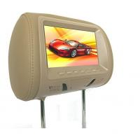 China factory custom 7 inch and 9 inch car headrest dvd on sale