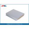 China 6 o leitor RS232 RS485 dos canais IOT RFID e os ethernet conectam 1 - poder de 8W RF wholesale