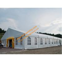 China Ourdoor Large Waterproof Aluminum Clear Span  Trade Show Tents for Event wholesale