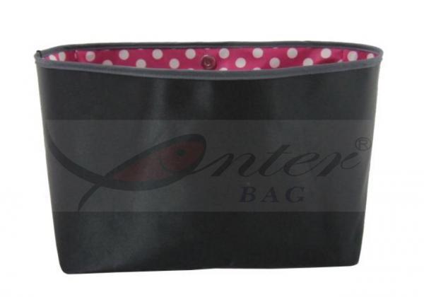 Quality Washable Handbag Organiser Insert / Tote Bag Organizer Insert Different Colors for sale