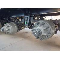 China Low Bed Semi Trailer Spare Parts 16T Three Wire Six Replacement Trailer Axles wholesale