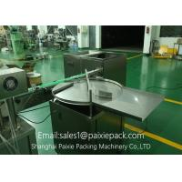 China ISO Approval Linear Filling Machine E Cigarette Liquid Filling Capping Machine wholesale