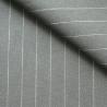 China rayure solide la poly/de rayonne bout droit de trame de sergé tissée a teint le tissu wholesale