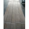 China Quarter Cut Red Oak Natural Wood Veneer wholesale