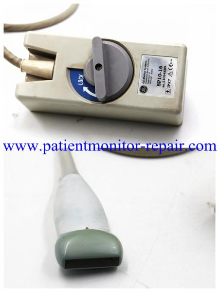 Quality Patient Monitor Parts Faculty Repairing Ultrasound Machine Probes GE SP10-16 With 90 Days Warranty for sale