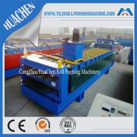 China IBR and Corrugated Double Layer Roll Forming Machine For Steel Plate With CE wholesale
