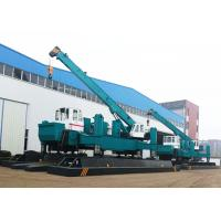 China 1200 Ton Hydraulic Press In Pile Driver For Pile Foundation , Pile Driving Equipment on sale