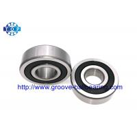 China RMS8 2RS Deep Groove Ball Bearing Axial Load MJ1-2RS Size 25.4x63.5x19.05 Mm MS10 wholesale