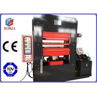 China Industrial Hydraulic Rubber Press Machine 315T Electric Heating Frame Type wholesale