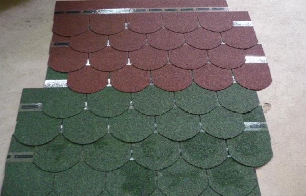 Fish Scale Shingles Images