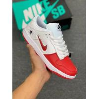 China Unisex Supreme x Nike SB Dunk Low CLR5215 Nike Sneakers online discount Nike shoes www.apollo-mall.com on sale