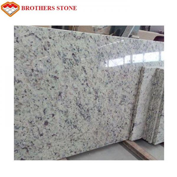 Quality Luxury Kashmir White Granite Countertops Customized Size Corrosion Resistant Design for sale