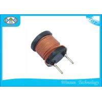 China Black 1012 Wire Wound Inductor Magnetic Shielding D10 X H12mm For TV Tuners wholesale