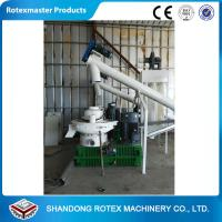 Quality Good Performance Wood Pellet Making Machine For 1.2-1.5 Tons Per Hour for sale