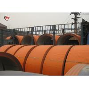 China Safeguard Conveyor Belt Covers Material Feeding Conveyor Belt Hood Colorful Steel wholesale