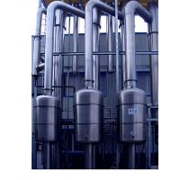 China Falling Film Evaporator Concentration Equipment Multi Effect High Efficient on sale