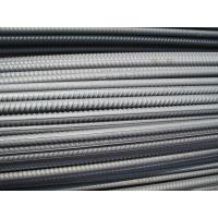 China Ribbed High Strength Deformed Steel Bars , Hot Rolled Deformed Bar HRB335 HRB400 HRB500 wholesale