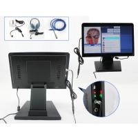 Touch Screen Health Test Machine 8D LRIS NLS With Biochemical Analysis System
