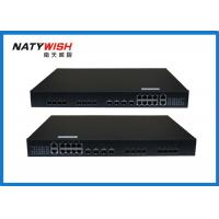 China Small Convenient OLT EPON With Easy Deploying 10G Uplink Ports Same As BDCOM OLT wholesale