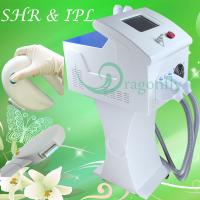 IPL high end permanent epilation device for exclusive treatments