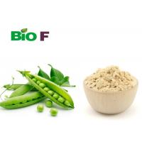 China Organic Natural Food Flavourings Vegan Pea Protein Powder With Molecular wholesale
