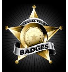China Round Medal Pin Badge wholesale