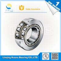 China LR5007NPPU double row angular contact ball bearing with chromel steel material and standard size wholesale