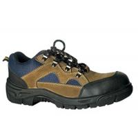 China Trendy Comfortable Non Slip Work Shoes , Construction Work Shoes Electric Insulation on sale