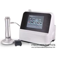 China Pain Free Extracorporeal Shockwave Therapy Machine For Tendonitis / Tennis Elbow wholesale